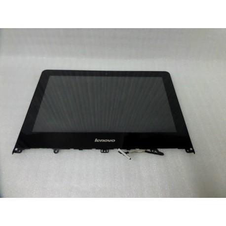 ENSEMBLE VITRE TACTILE + ECRAN LCD IBM LENOVO YOGA 300 11