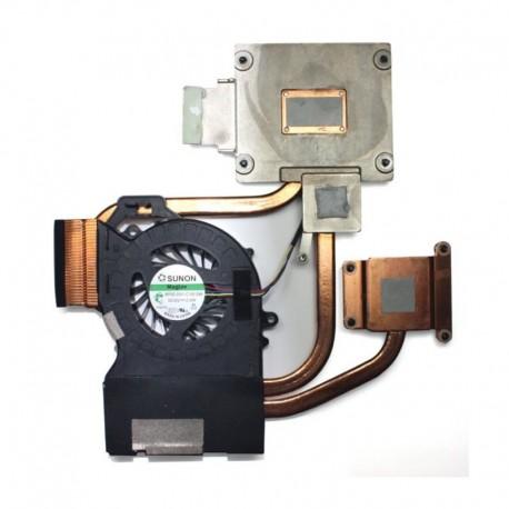 VENTILATEUR + RADIATEUR HP DV6-6000 DV6-6050 DV7-6000 - 641578-001 HPMH-B3035020G00003