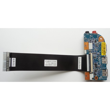 CARTE FILLE SONY RECONDITIONNEE VAIO IFX-565 AUDIO & USB BOARD
