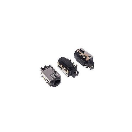 CONNECTEUR DC JACK ASUS R151MA, X453MA, X553MA - 12014-00107700 - 4pin