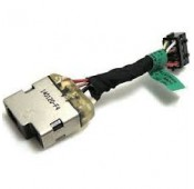 CONNECTEUR DC JACK + CABLE HP 15-F, 15-N, 15-P - 730932-fd1