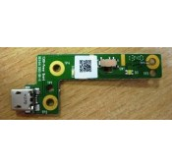 CARTE FILLE DC JACK MICRO USB ASUS T300LA, R305LA - 0C511-00020100