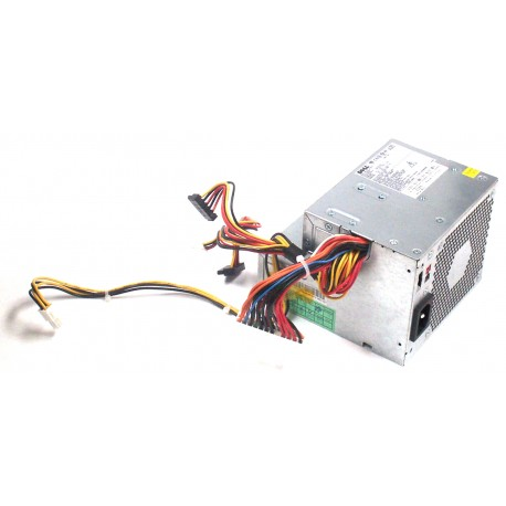 ALIMENTATION remanufacturée DELL Optiplex, Dimension - 280W - H280P-01 - Gar 1 an