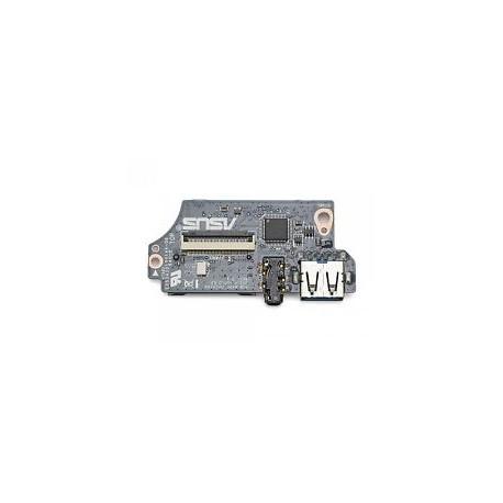 CARTE FILLE NEUVE USB AUDIO LECTEUR DE CARTEMMC/SD ASUS UX31A, BX31A - 90R-NIOAU1000C