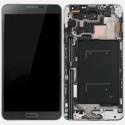 ENSEMBLE VITRE TACTILE + ECRAN LCD + FRAME SAMSUNG Galaxy Grand Neo Plus Gt-I9060I, GT-I9060 - Noir