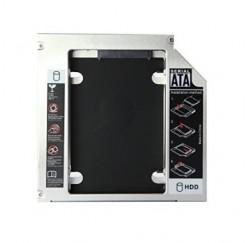 """CADDY pour LECTEUR Super slim 12.7mm pour Disque Dur 2.5"""" HDD, SSD"""