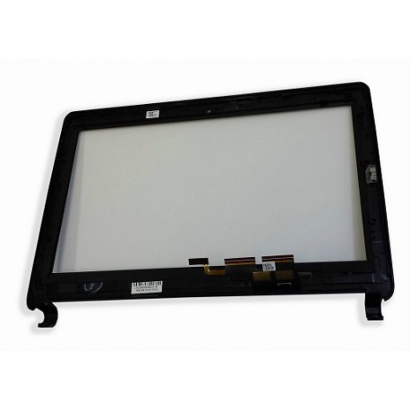 VITRE TACTILE + CADRE OCCASION PACKARD BELL EasyNote ME69BMP - EAZEA005010 B106A0010107 - 10.1""