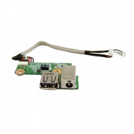BOUTON D'ALIMENTATION HP DV6500 DV6800 series - avec câble - 446524-001