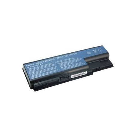 BATTERIE COMPATIBLE ACER 11.1/14.8V - 4400MAH - SERIES 3410/4410/4937/5520/5710/5930/7220...