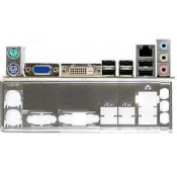 PLAQUE ATX I/O SHIELD ASROCK B75M-DGS - Version 1