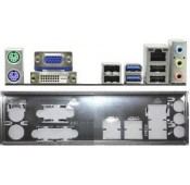 PLAQUE ATX I/O SHIELD ASROCK B75M-DGS - Version 2