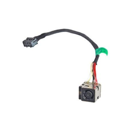 CONNECTEUR DC JACK + CABLE HP Probook 4540S 4545S - 676706-YD1 - 683640-001