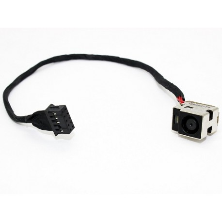 CONNECTEUR DC JACK + CABLE HP Envy 15-3000, 15-3200 series - 661679-302