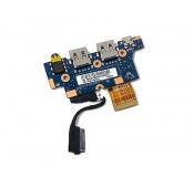 CARTE FILLE USB, AUDIO, DC HP Chromebook 11 G1 - DA00C1PI4E0 320C1IB0000