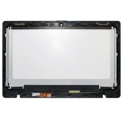 """ENSEMBLE VITRE TACTILE + ECRAN LCD + CADRE ASUS X200CA -11.1"""""""