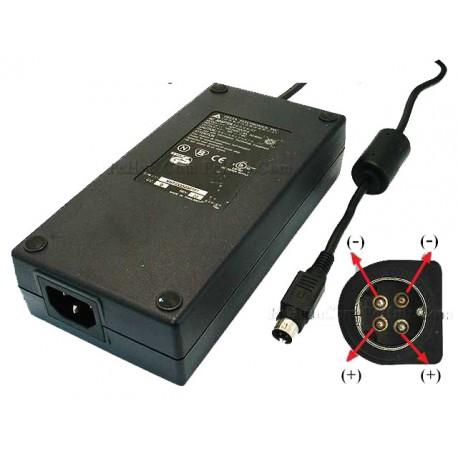 ALIMENTATION Compatible Acer, Clevo, Gateway, Gericom, Medion, etc - 150W - 19V - 7.9A - 5.5x2.5mm - FSP150-1ADE21