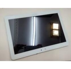 ENSEMBLE VITRE TACTILE + ECRAN LCD SAMSUNG GALAXY TAB 2 10.1 P5100 P5110 P5113 Blanc