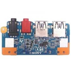 CARTE FILLE NEUVE USB, AUDIO SONY VPCF13 - A1803252A 1P-1107J00-8011 IFX-574 - M932