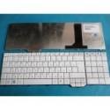 CLAVIER AZERTY NEUF Fujistu Amilo PI3660 - S26391-F170-B322 - Blanc