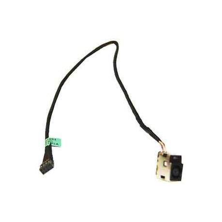 CONNECTEUR DC JACK + CABLE HP ENVY M6, M6-1000, M6T - 689145-FD1 689145-SD1 68914-UD1