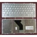 CLAVIER AZERTY NEUF TOSHIBA Netbook NB200 - K000072440 - Silver - NSK-TJ00F - 9Z.N2P82.00F - PK130811A15