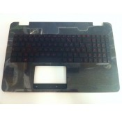 CLAVIER AZERTY NEUF + COQUE ASUS G551, N551 - 90NB06R2-R3008