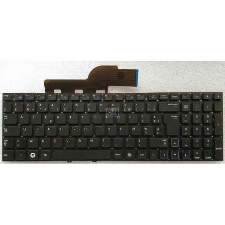 CLAVIER AZERTY NEUF SAMSUNG NP300E5A, NP300E5C - BA59-03185B - V127760CK1 FR