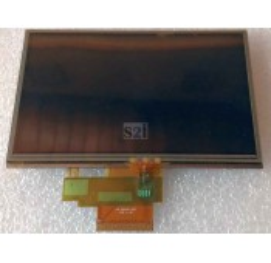 """VITRE TACTILE + ECRAN LCD NEUF TOMTOM GPS 4EN42 Z1230 4""""3 - LMS430HF33 - Gar 3 mois"""