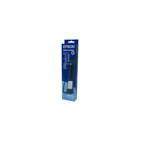 RUBAN EPSON NOIR MX-80, 82, RX-80, FX-80, 880, LX-300+ - 8750 - C13S015019 - C13S015637