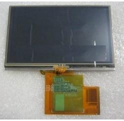 VITRE TACTILE + ECRAN LCD TOMTOM - A043fw05 - 4.3'' Version 59.04a24.003 - 54.20015.280