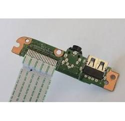 CARTE FLLE AUDIO USB HP Paivilion 15-N, 5T-N series DA0U83TB6E0 34U83UB0010 - 732077-001