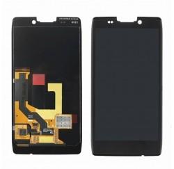 ENSEMBLE ECRAN LCD + VITRE TACTILE + CADRE Motorola RAZR XT925, XT925 - Noir