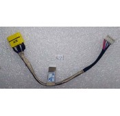 CONNECTEUR DC JACK + CABLE LENOVO Essential G700 G700-5937 G700-5938