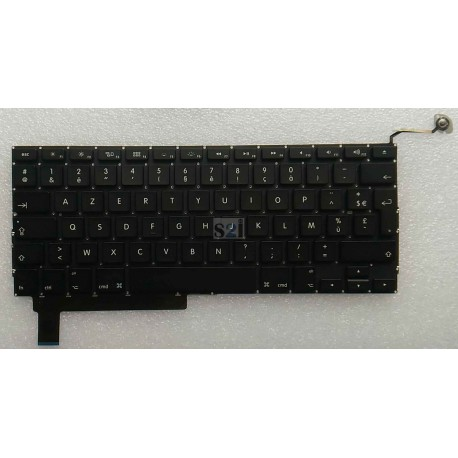 "CLAVIER AZERTY NEUF APPLE MacBook Pro 15"" Unibody A1286 2009-2012 - A1286 - Avec Rétroéclairage"
