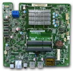 CARTE MERE NEUVE PACKARD BELL OneTwo S3270 - DB.U8611.002 AAXSKB-VA REV 1.02