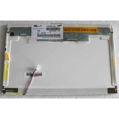 """DALLE 12.1"""" POUR PORTABLE HP PAVILION TX1000 - 1 CCFL - WXGA - 1280X800 - LTN121W1-L03"""