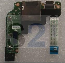 CARTE FILLE POWER BUTTON, USB, LECTEUR DE CARTE RECONDITIONNE MSI CX62, GE72 - MS-16J12