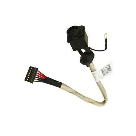 CABLE DC JACK SONY VAIO VPCF2, VPC-F2 - 603-0001-7376-A