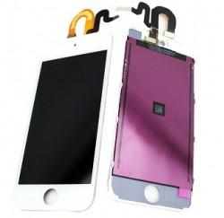 ENSEMBLE NEUF ECRAN + VITRE TACTILE APPLE IPOD Touch 5 - Blanc