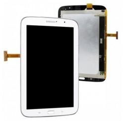 ENSEMBLE NEUF ECRAN LCD + VITRE TACTILE SAMSUNG Galaxy Note 8 GT-N5110 - GH97-14571A - Blanc