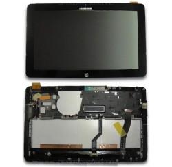 ENSEMBLE NEUF ECRAN LCD + VITRE TACTILE + CADRE SAMSUNG ATIV Smart PC XE700T1C - BA96-06306C