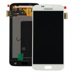 ENSEMBLE NEUF ECRAN LCD + VITRE TACTILE SAMSUNG S6 SM-G920F - GH97-17260B