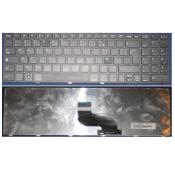 CLAVIER AZERTY NEUF MSI CR640, CX640, MS-16Y1, A6400 - NK8200-01002D-00 - 0KN0-XV1FR18