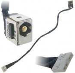 CONNECTEUR DC JACK + CABLE Lenovo Ideapad B470g B470e B475