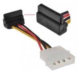 Câble connecteur molex vers connecteur sata