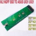 Adaptateur SSD ASUS UX31/21 Taichi 31/21 serie - 18 pins