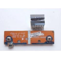 MODULE TOUCHPAD BOARD OCCASION TOSHIBA Satellite L670 - LS-6042P - Gar 3 mois