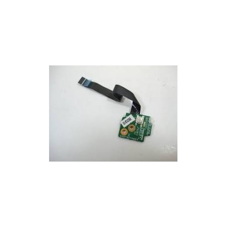 CARTE FILLE BOUTON D'ALLUMAGE + CABLE OCCASION HP Pavilion DV5-1000 series - DA0QT6TH6E0