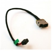 CONNECTEUR DC JACK + CABLE HP PAVILION M6-K022DX 15-R 15-j 15-j011nr 15-j013cl - CBL00378-0150 717371-YD6