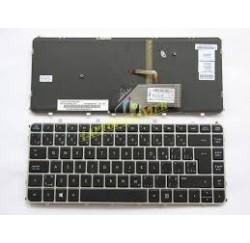 CLAVIER AZERTY NEUF HP SLEEKBOOK ENVY 6-1000, 4-1000 -698679-051 - Avec Grille